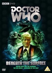 Neuf Doctor Who - Beneath The Surface Coffret DVD
