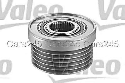 Overrunning Alternator Pulley fits BMW 325 2.5 05 to 11 Clutch INA 12314466273