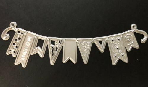 Formas Variadas Metal Die corte muere de vendedor del Reino Unido Gastos de Envío Gratis