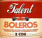 Talent Condensed: Boleros [Digipak] by Various Artists (CD, Aug-2012, 2 Discs, Entertainment Supplies)
