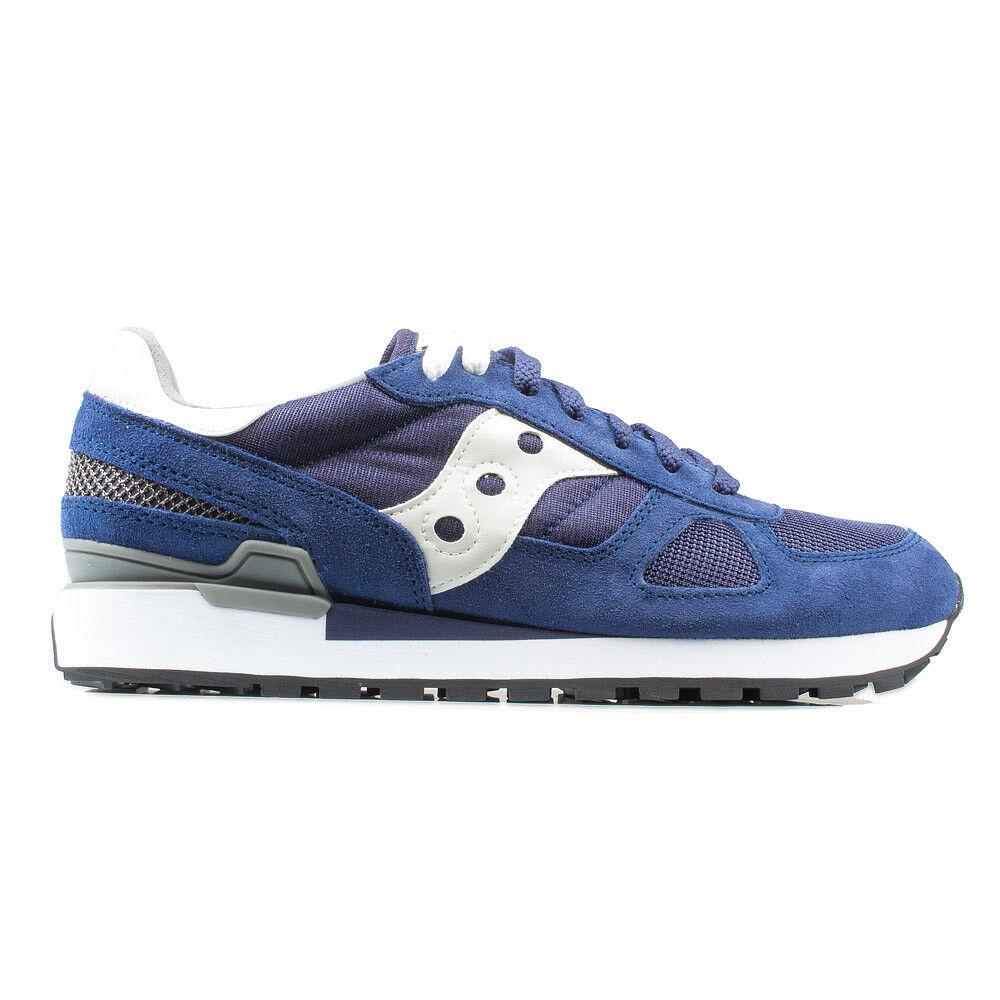 shoes Saucony Model Shadow Original bluee