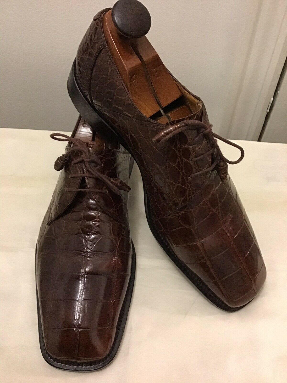 Zapatos para hombre mezlan Cocodrilo