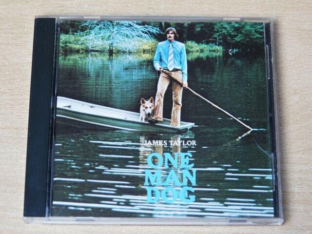 James Taylor/One Man Dog/1991 CD Album