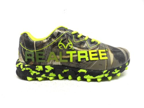 Realtree Outfitters Men/'s Panther Hiking Shoes RM514322 Camo//Lime//Max5