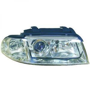 Faro-luz-proyector-delantero-XENoN-HID-izquierdo-AUDI-A4-01-1999-09-2000-berl