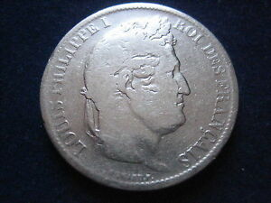 MDS-FRANKREICH-5-FRANCS-1831-W-034-LOUIS-PHILIPPE-I-034-SILBER-15