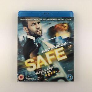 Safe (Blu-ray, 2012) s