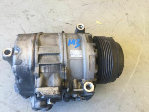 BMW E46 330i 328i 325i 323i Air AC Conditioner Compressor Pump Pulley OEM