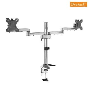AUDIO123-LDT15-C024-Aluminum-Interactive-LCD-VESA-Desk-Mounts-Monitor-desk-mount