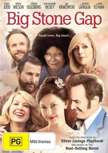 1 of 1 - Big Stone Gap (DVD, 2016) New, Dead Stock, Genuine & unSealed  - Free Post D58