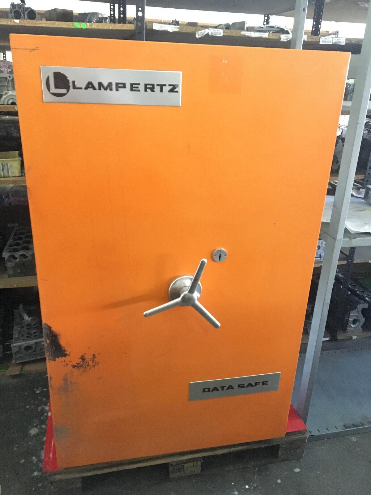 Tresor / Safe / Datensicherung / Sicherung / Diebstahlschutz - LAMPERTZ S60 D