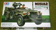 Tamiya U.S. M151A2 with TOW MISSILE LAUNCHER 1/35 Scale Kit 35125