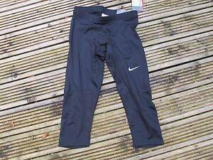 Détails Poche M Formation 34 Nike D'origine Le Homme Dri S Titre Afficher Fit Pantalon Sur Zippée Avec Noir Tight 13ulcKTFJ
