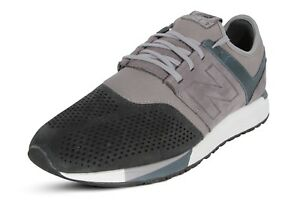 9dc4b4e839f New Balance Men s 247 Classic Casual Sneakers Shoes MRL247N4 Grey ...