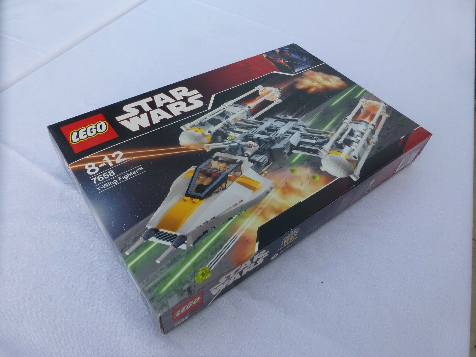 LEGO Star Wars 7658 Y-Wing Fighter [BRAND NEW] Sealed In Box