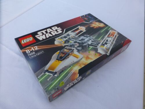 BRAND NEW LEGO Star Wars 7658 Y-Wing Fighter Sealed In Box
