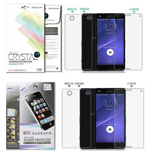 Nillkin-Front-Soft-Screen-Protector-Film-For-Sony-Xperia-Z5-Compact-Oneplus-3