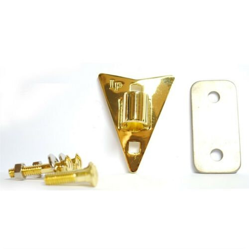 GOLD NEW Latin Percussion LP930B Heartplate Side Plate For Giovanni Djembe