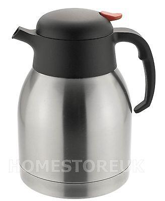 Acciaio Inox A Doppia Parete Isolante Thermos Vuoto Teiera Caffè- Adatto Per Uomini E Donne Di Tutte Le Età In Tutte Le Stagioni