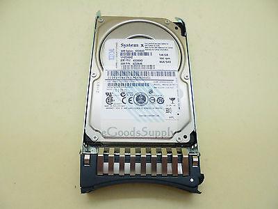42D0642 42D0643 42D0646 IBM SYSTEM X 146GB 10K SAS 2.5/'/' HDD HARD DRIVE W// TRAY