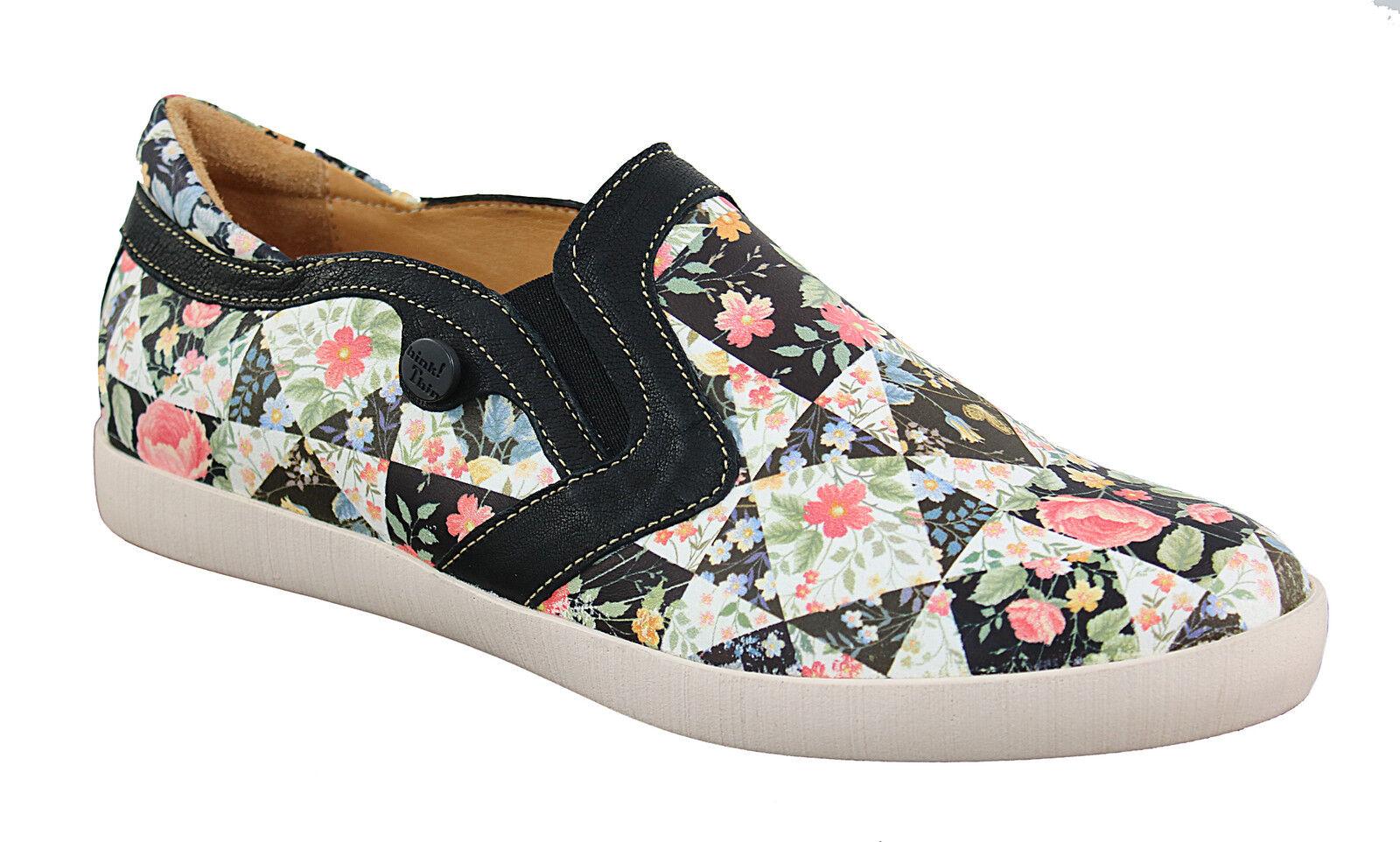 Zapatos casuales salvajes Descuento por tiempo limitado THINK! 80031 Damen Slipper Halbschuhe SEAS G05