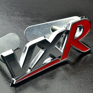 Rejilla-De-Parrilla-Insignia-Emblema-Rojo-VXR-para-Zafira-Tourer-Corsa-Meriva-MPV-Insignia