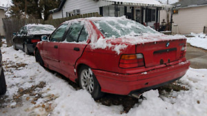 Two BMW 325i E36 for sale!!