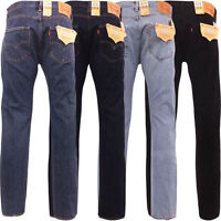 Mens Levi 501's All Colours & All Sizes 28 30 31 32 33 34 36 38 40