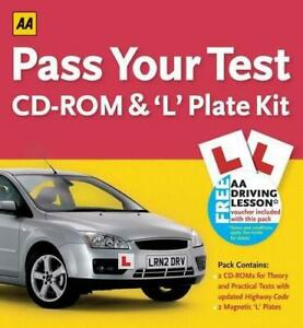 Pass-Your-Test-CD-ROM-and-039-L-039-Plate-Kit