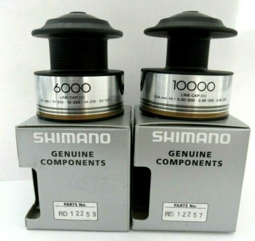 Choose ST  6000RA  or 10000 RA Shimano Baitrunner Spare Spools