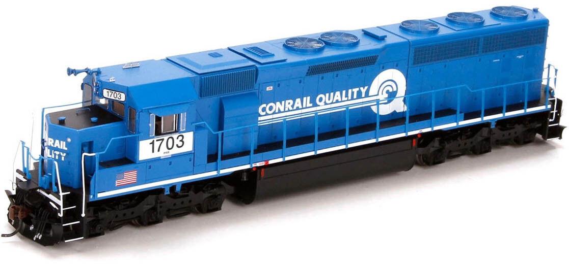Athearn Genesis HO Scale EMD SD45-2 Diesel Locomotive Norfolk Southern NS  1703