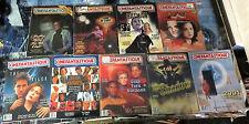 Cinefantastique Collection! 9 issues 1983-2001! X-Files, Star Trek, Batman, 2001