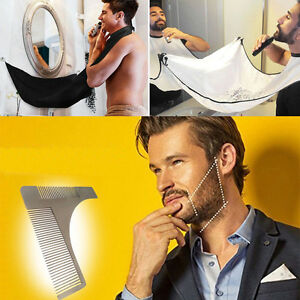 stainless steel beard shaper styling shaping template