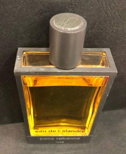 Vintage Eau de Toilette PACO RABANNE CALENDRE 100ml (3.4 oz) Without box  pkrhk m185t
