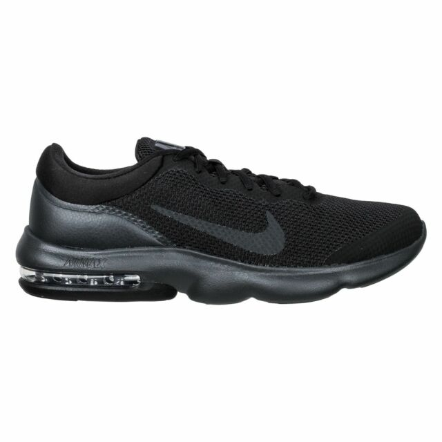 Mens Nike Air Max Advantage Running Shoes Black Anthracite 908981 002
