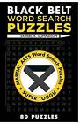 Black Belt Word Search Puzzles by Samuel A Donaldson (Paperback / softback, 2015)