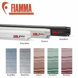 Fiamma F45S Wind Out Canopy Awning 2019 Models - All ...