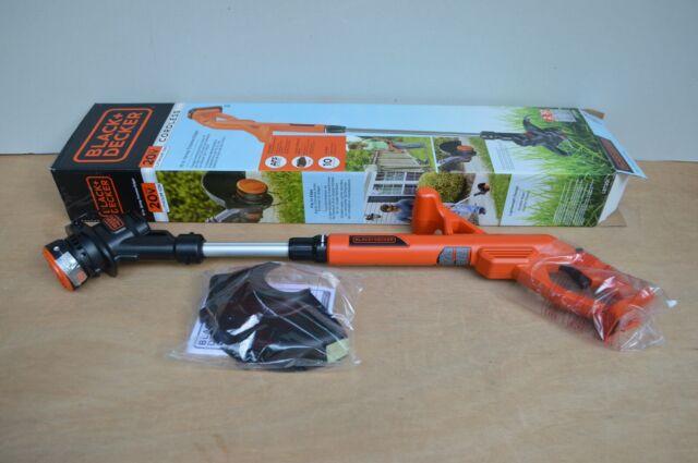 Bare Tool New Black And Decker Lst201 20v 10 String Trimmer Edger 69 Nobattery 0885911449908 For Sale Online