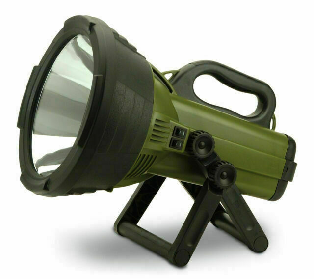 LED Torch Powerful Spotlight Torch AA 2 Million Candle Power