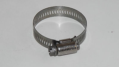 """Breeze AN737TW82 SS 2-1//8 to 2-9//16"""" Thumb Screw Aircraft Hose Clam Made in USA"""