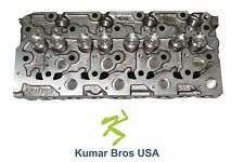 New Kumar Bros Usa Complete Cylinder Head For Bobcat 334 Kubota V2203