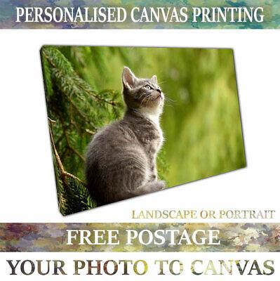 Quadri moderni L/'albero della vita Green version stampa su tela canvas ® quality