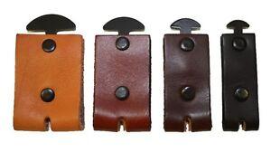 leather waist belt extender belt extension mens womens
