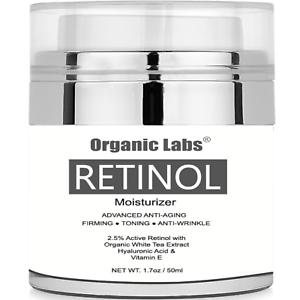 Retinol-Moisturizer-Skincare-Cream-Organic-White-Tea-Shea-Jojoba-Gotu-Kola