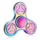 3D Fidget Hand Finger Spinner Focus EDC Fast Bearing Anti Stress Kids Toy Gift