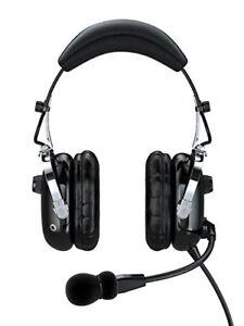 faro g2 anr active noise reduction premium pilot aviation headset