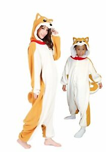 bee52f5d8d89 Image is loading SAZAC-Shiba-Inu-Kigurumi-Kids-amp-Adults-Costumes-