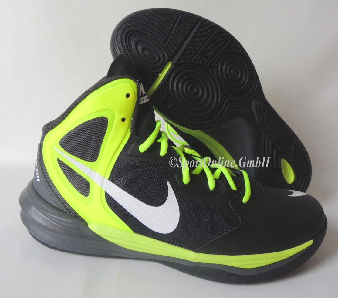 NEU Nike Prime Hype DF 44 Basketball Schuhe Boots 683705-001 Sneaker Freizeit