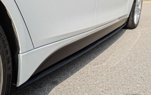 m sideskirt blades For BMW M3 F80 Performance SIDESKIRTS SILL COVERS Sport Tech