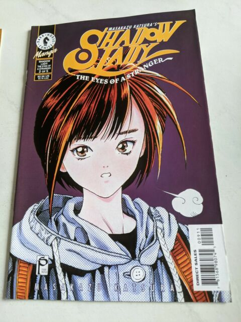 Shadow Lady The Eyes Of A Stranger #2 1999 Dark Horse Comics MASAKAZU KATSURA